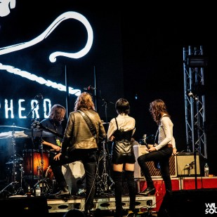 The Preatures @ Big Pineapple 2018-01