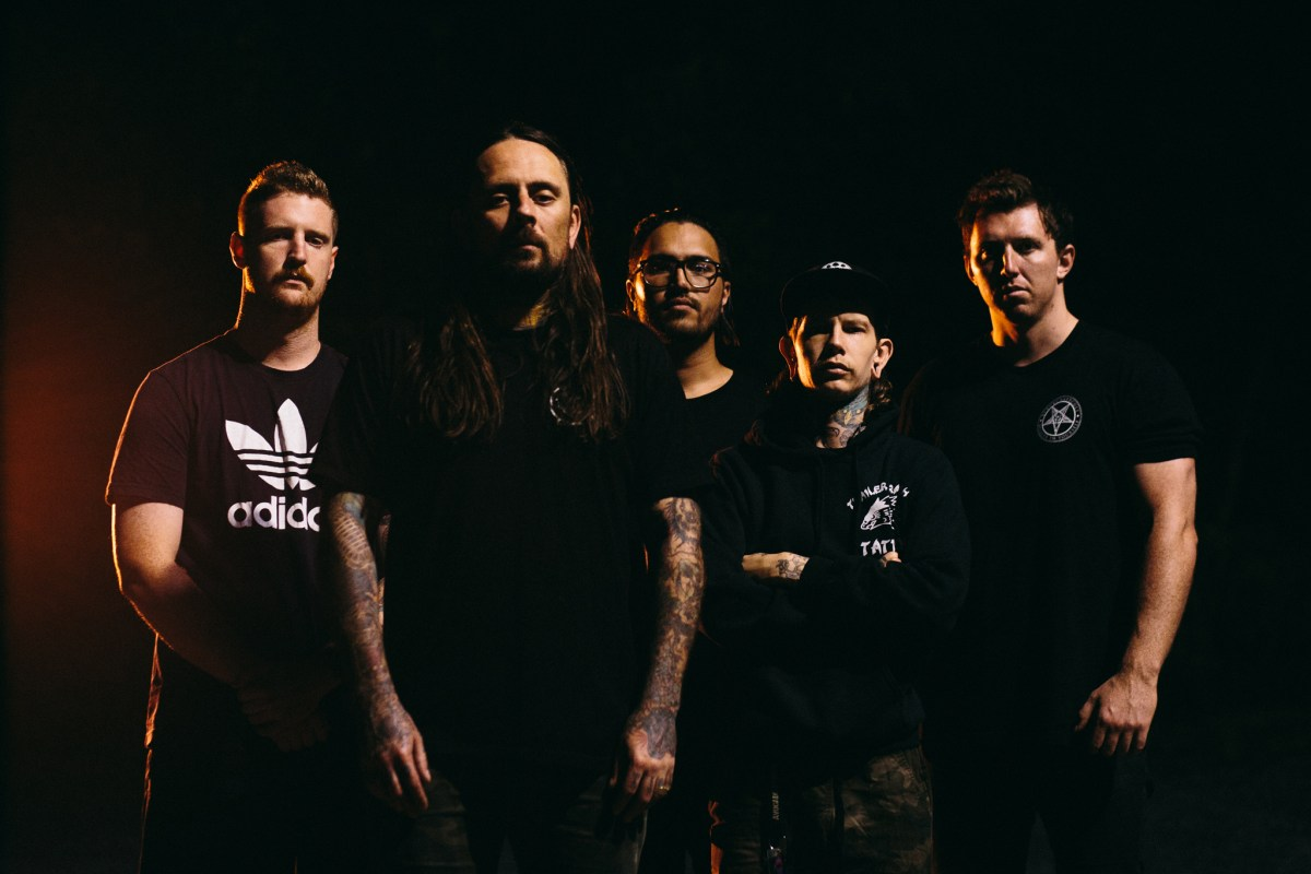 Andy Marsh - Thy Art Is Murder 'Being Humbled While Touring The Balkans'