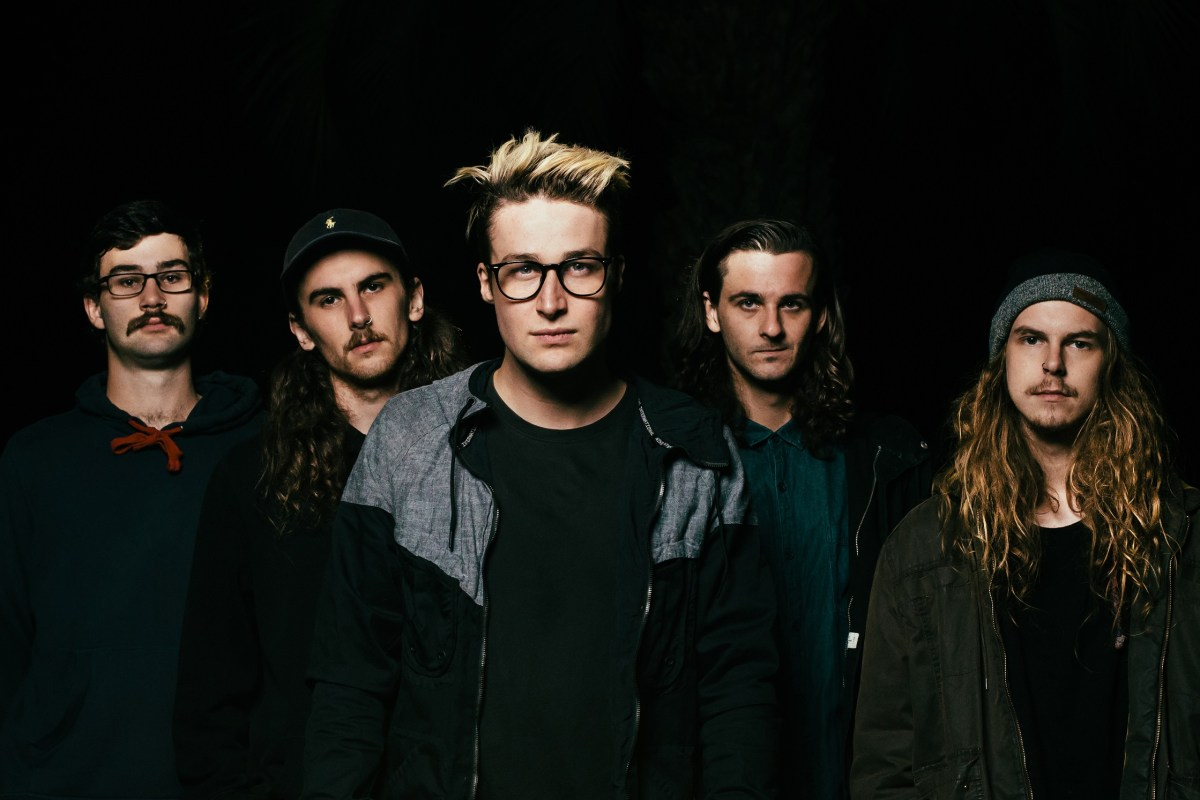 Australia's got themselves a new supergroup, Wither!