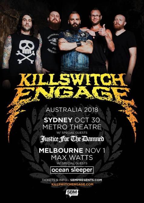 killswitch shows 2018