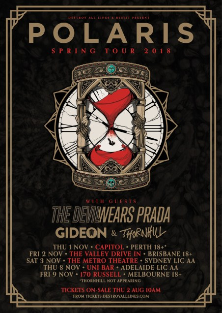 Polaris Spring Tour