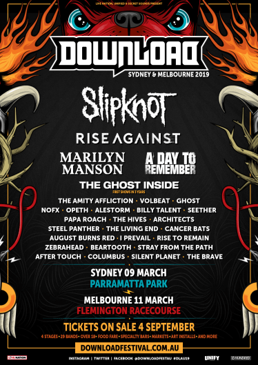 Download2019 Draft Poster