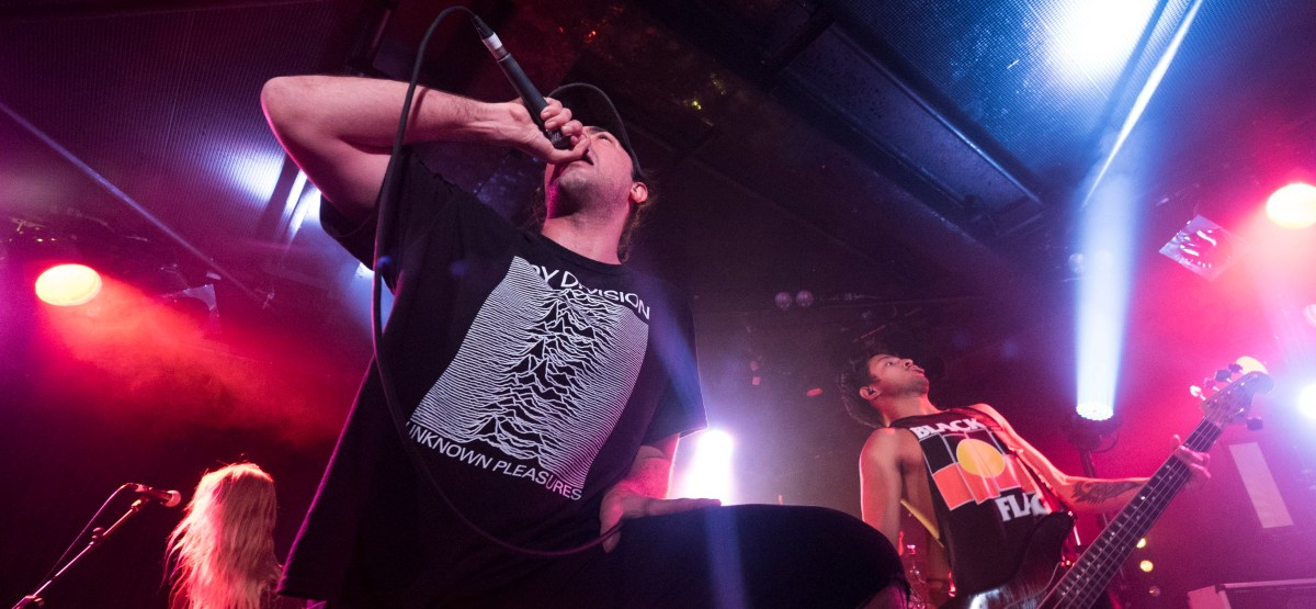 Make Them Suffer – Gig Review & Photo Gallery 18 August @ The Corner Hotel, Melbourne VIC