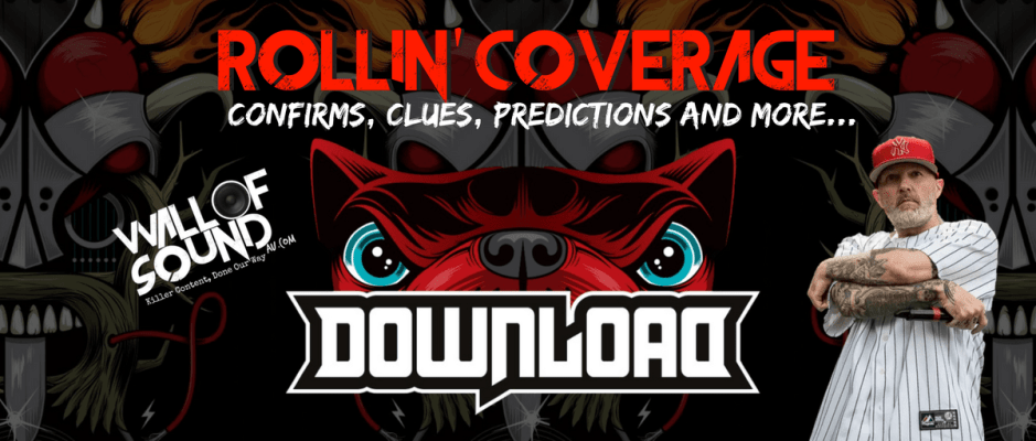 Download Festival Australia Lineup Rumours