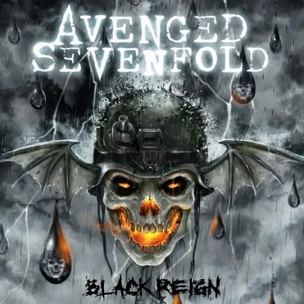 Avenged Sevenfold - Black Reign EP