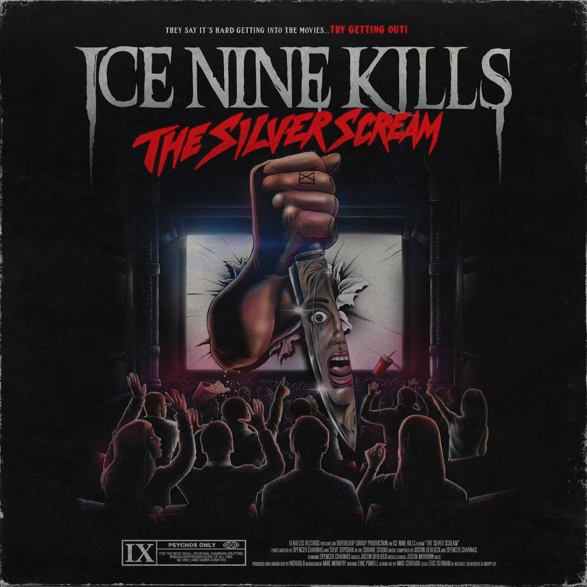Ice Nine Kills - The Silver Scream (Album Review)