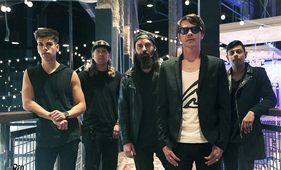 The Red Jumpsuit Apparatus Announce Australian 2018 Tour
