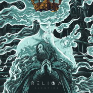Reliqa Eventide EP cover review