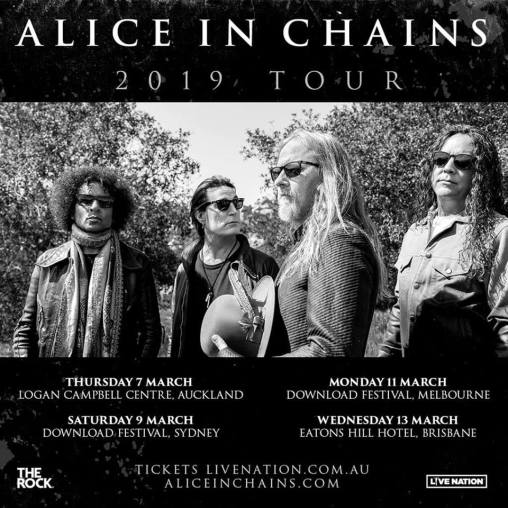 alice in chains download sideshow