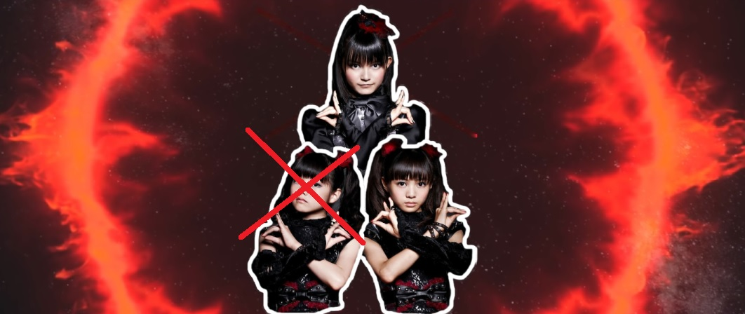 BABYMETAL unveil new song 'Starlight' and announce YUIMETAL's departure