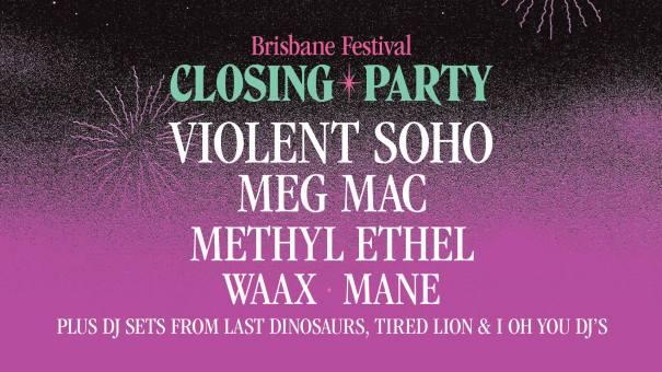 brisbane fest closing party