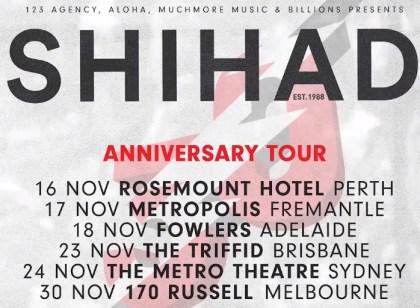shihad tour