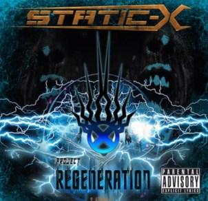 static x album