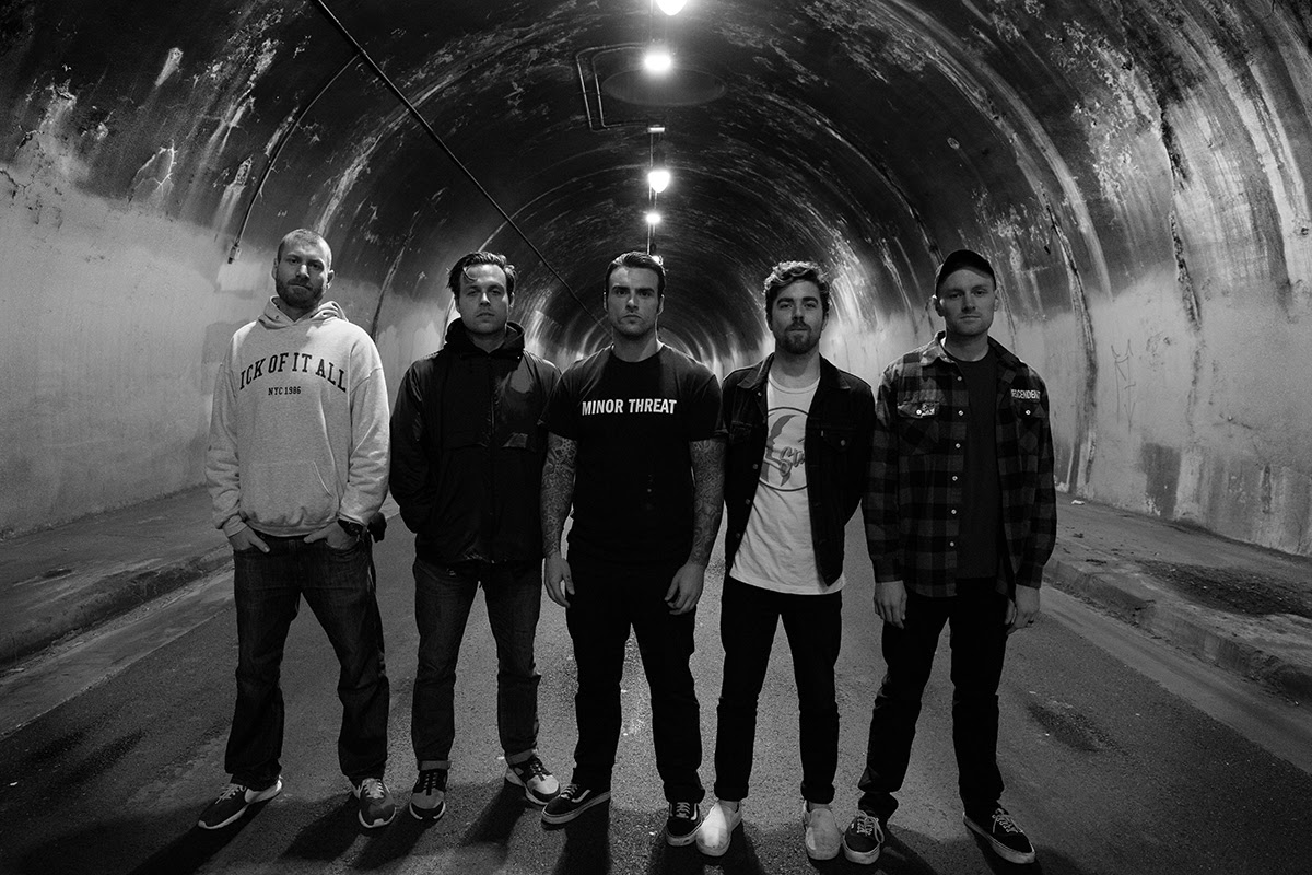 Stick To Your Guns announce Australian Tour with Terror
