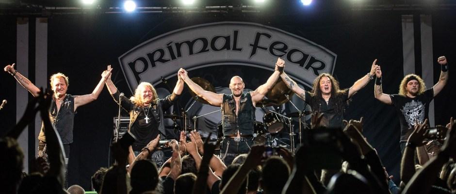 Primal Fear Australian Tour