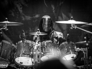Joey Jordison Sinsaenum Australian Tour Review
