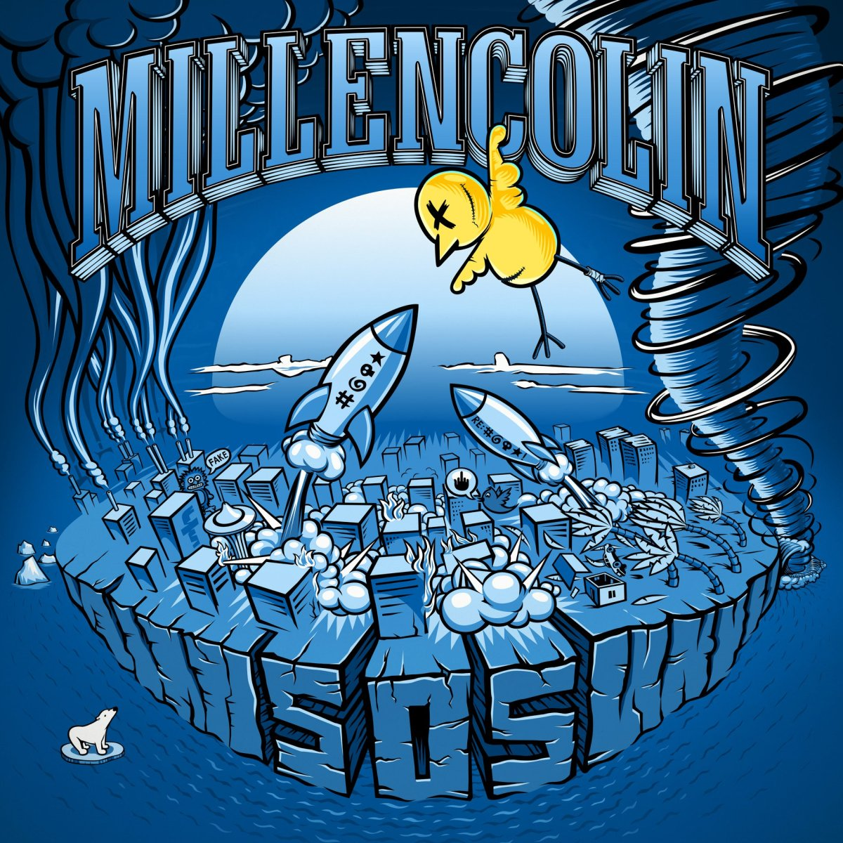 Millencolin - SOS (Album Review)