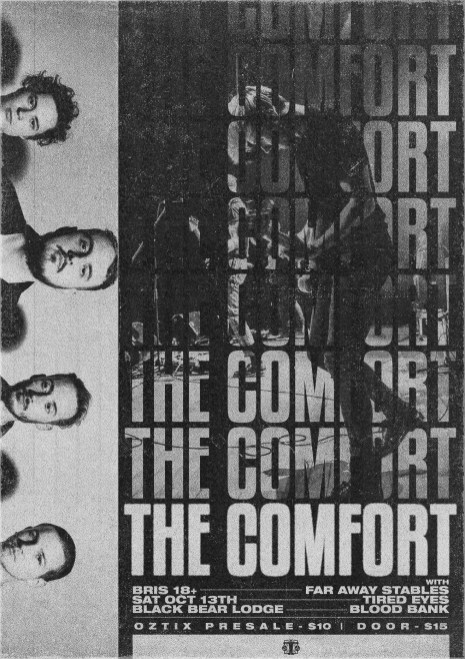 the comfort show