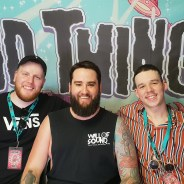 Browny with Jack and James from Void of Vision