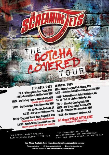 Jets Tour