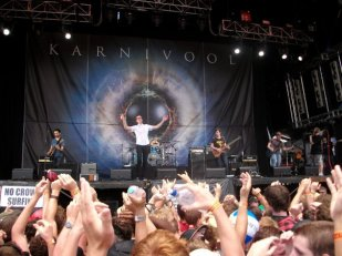 Karnivool - BDO Gold Coast 2010 📷: Browny