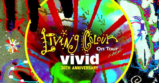 living colour aus tour 2018