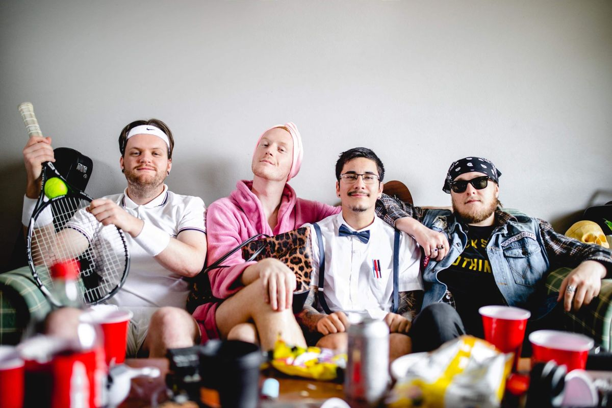 Sydney's Teeth debut heavy new song/video for 'Bone Rattle'