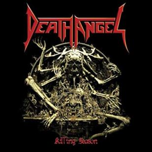Death Angel – Killing Season vinyl 1