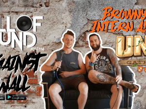 Wall of Sound: Up Against The Wall podcast UNIFY Gathering 2019 Interviews