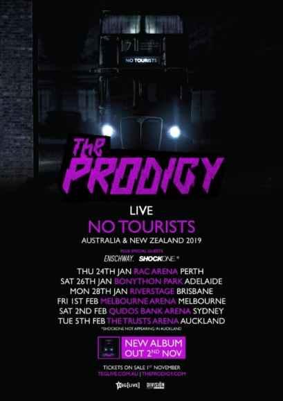 prodigy tour 2019