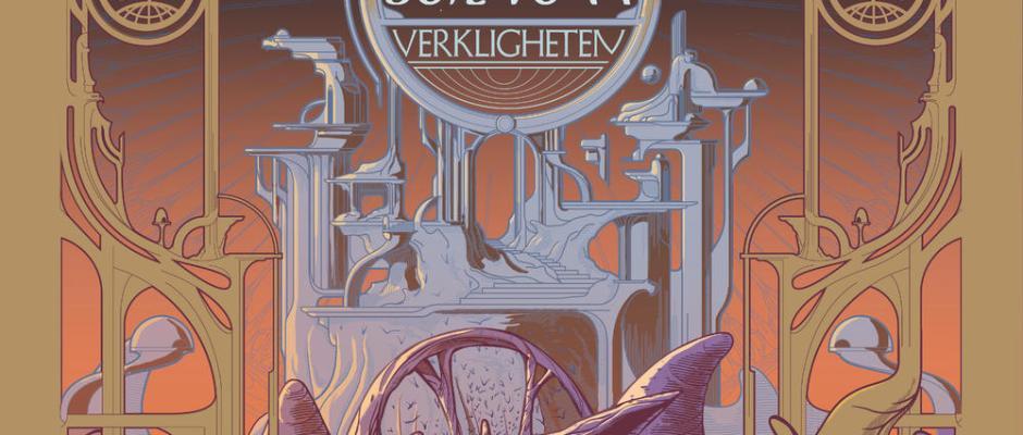 Soilwork - Verkligheten album cover