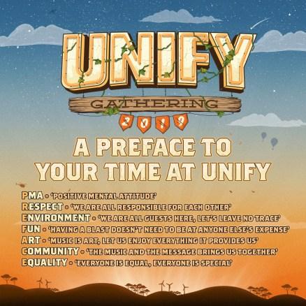 Unify Preface