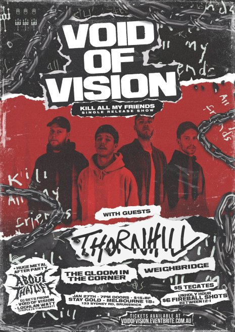 void of vision show