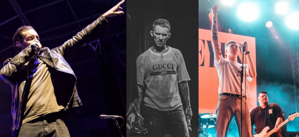Bring Me The Horizon's Aussie Tour Supports Are Here