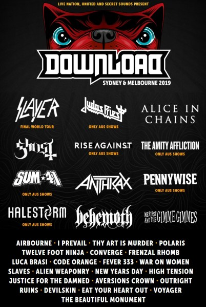 download festival 2019 new