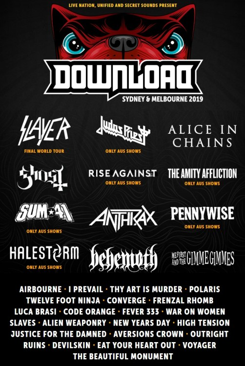 download festival 2019 new