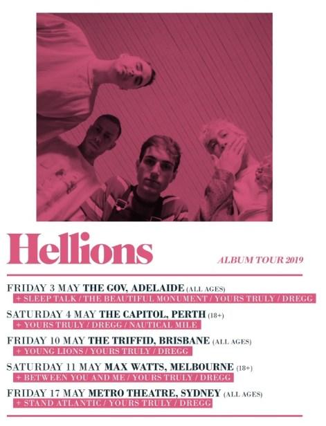 hellions tour