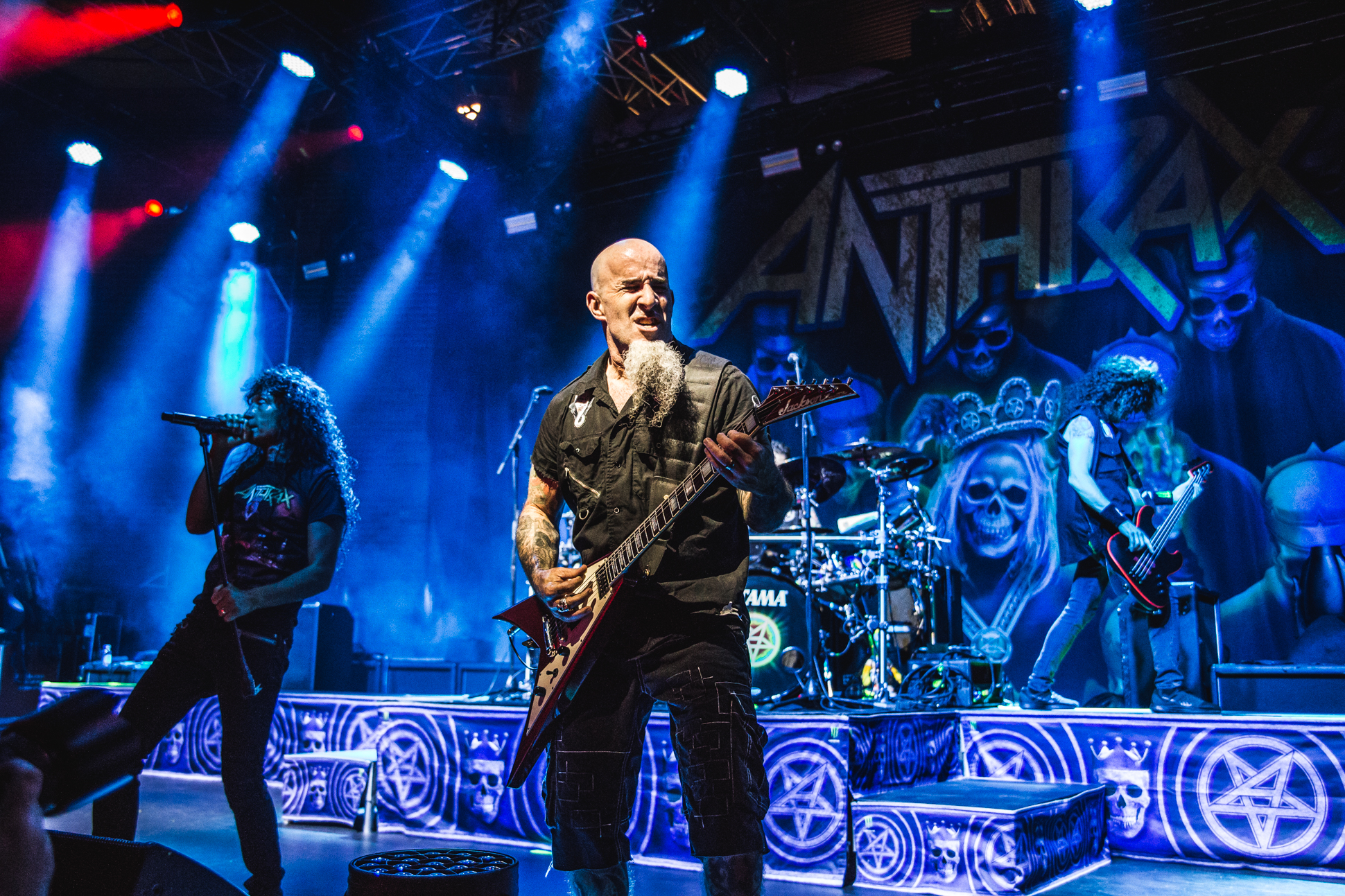 Anthrax – Riverstage (11 of 21)