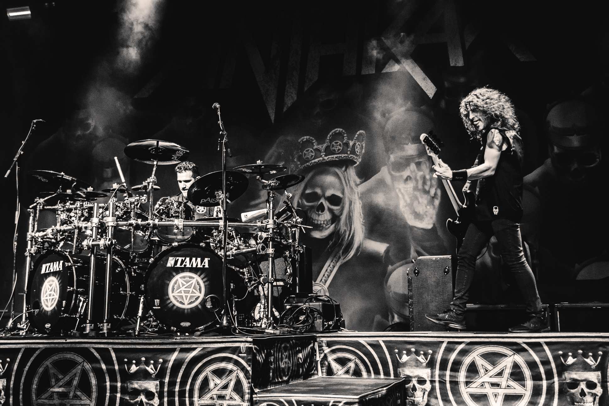Anthrax – Riverstage (13 of 21)