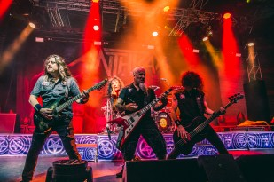 Anthrax - Riverstage (16 of 21)