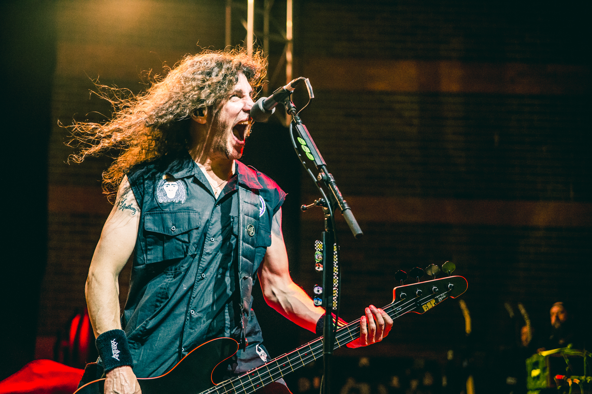 Anthrax – Riverstage (18 of 21)