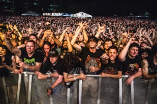 Anthrax - Riverstage (9 of 21)