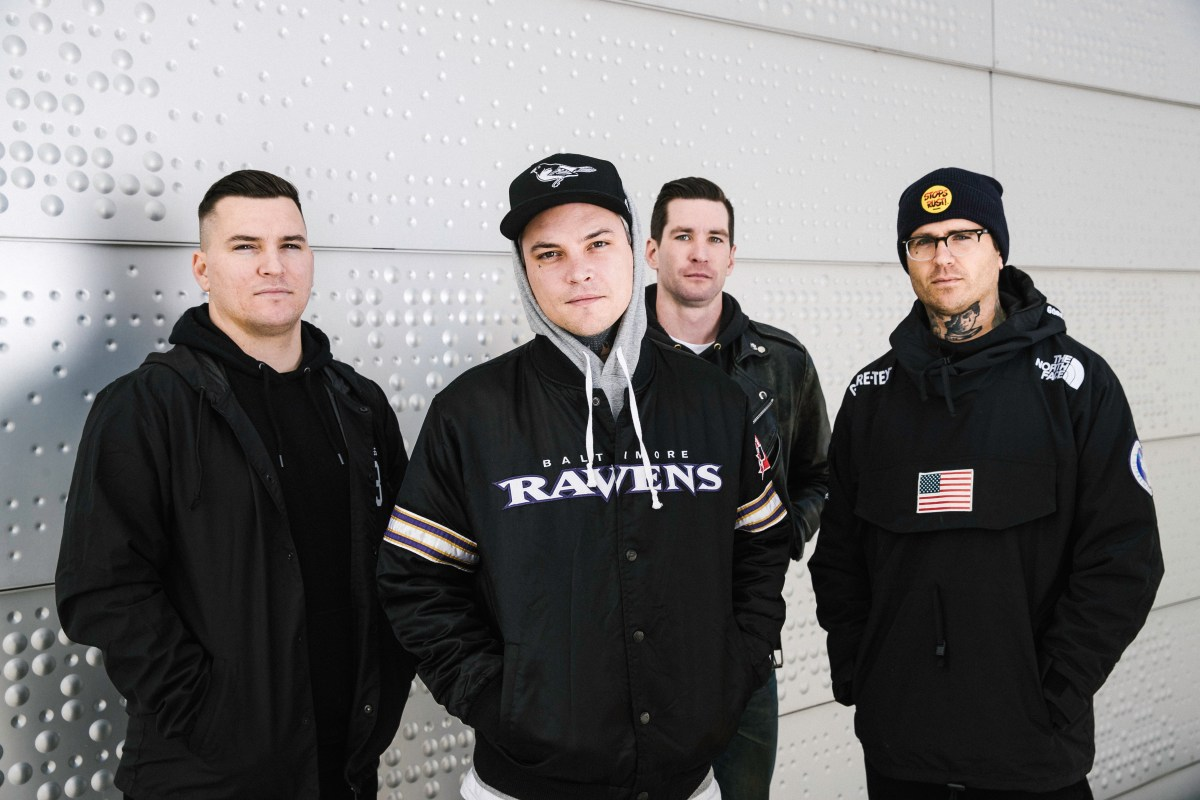 "The Amity Affliction's ""Pretty F%$kin' Crazy"" East Coast Tour is here"