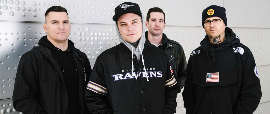 the amity affliction band