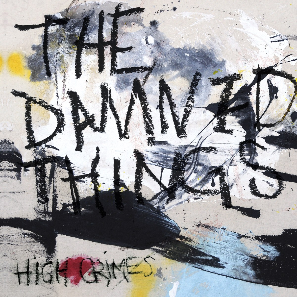 The Damned Things - High Crimes (Album Review)