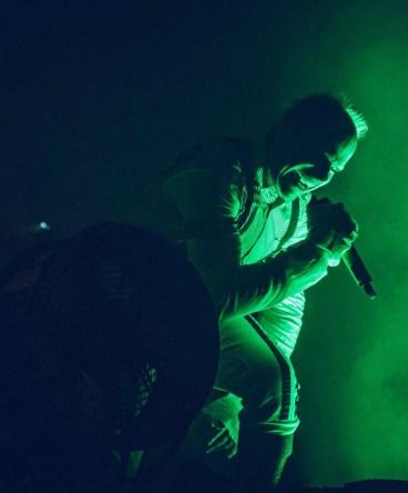 The Prodigy - Keith Flint. Photo by Matt Gedling