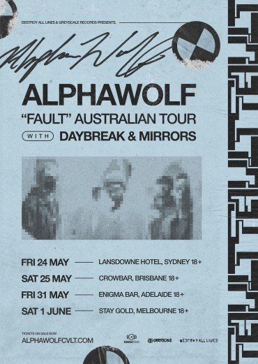 Alpha Wolf - Fault Tour