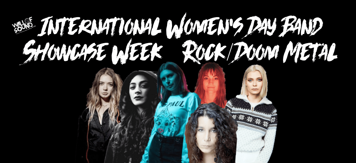 Wall of Sound presents: International Women's Day Band Showcase Week