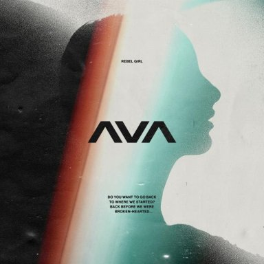 angels and airwaves rebel girl single cover new song