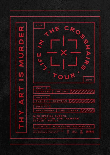 thy art tour 2019